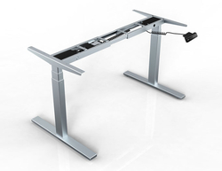 Electronic,Standing desk frame, Smart Option.