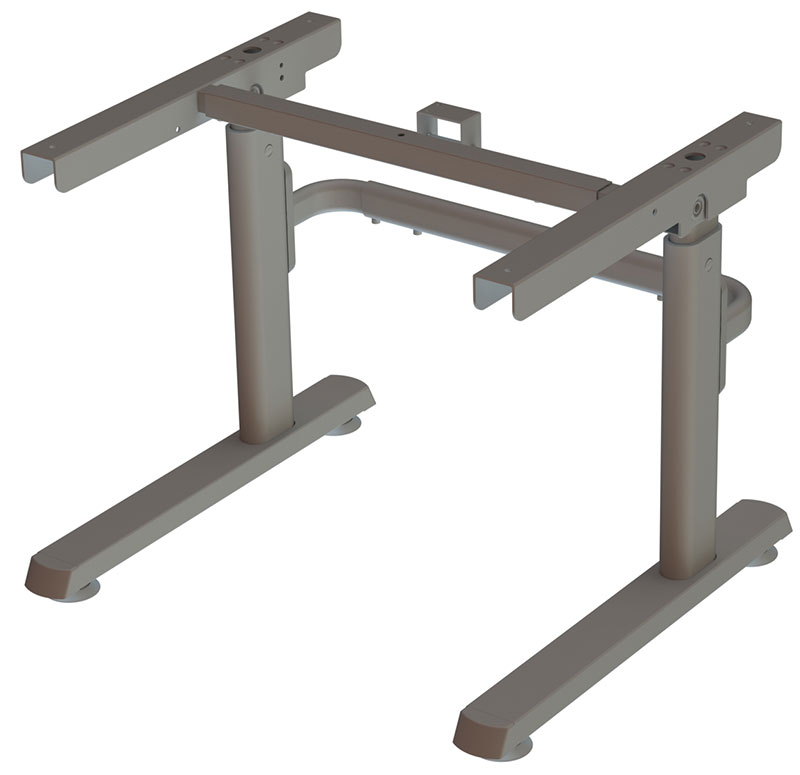 Height Adjustable Student NSTD Frame only 180
